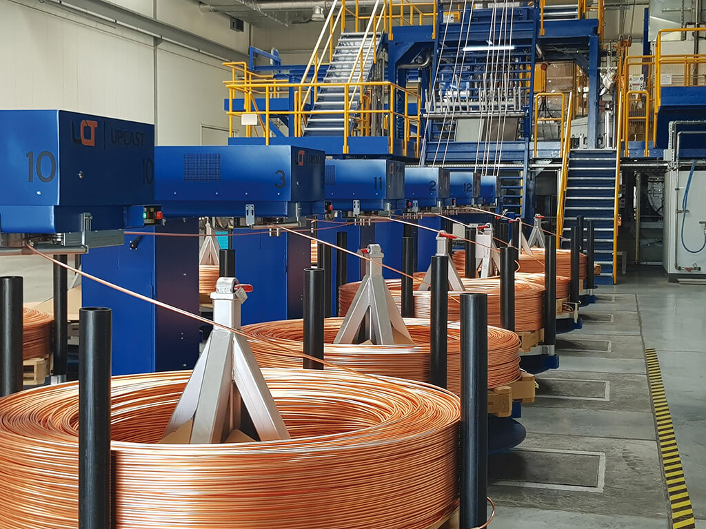 the Polish materials supplier Metall-Expres